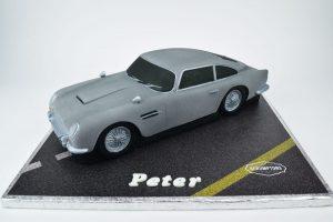 Aston Martin DB5 Car Cake