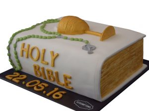 Holy - Communion Bible Cake