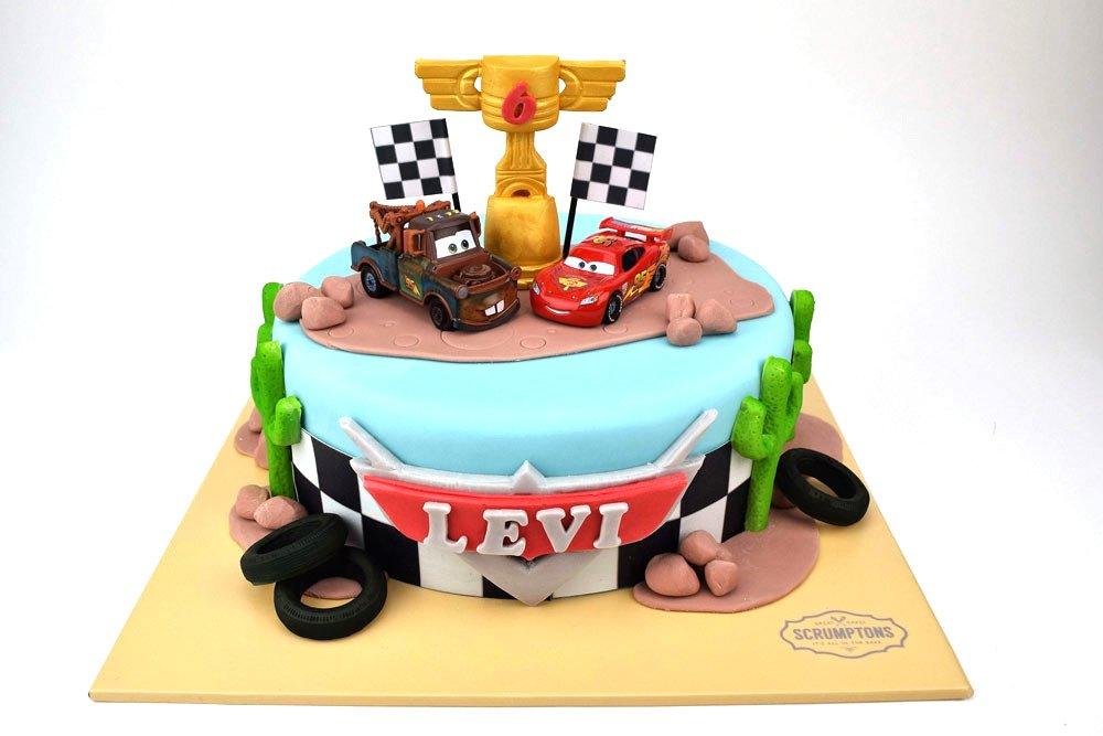 Cars-3-Cake