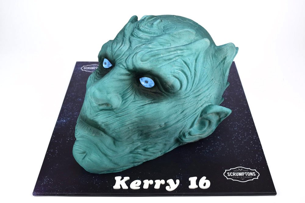 Game-Of-Thrones-White-Walker-Cake