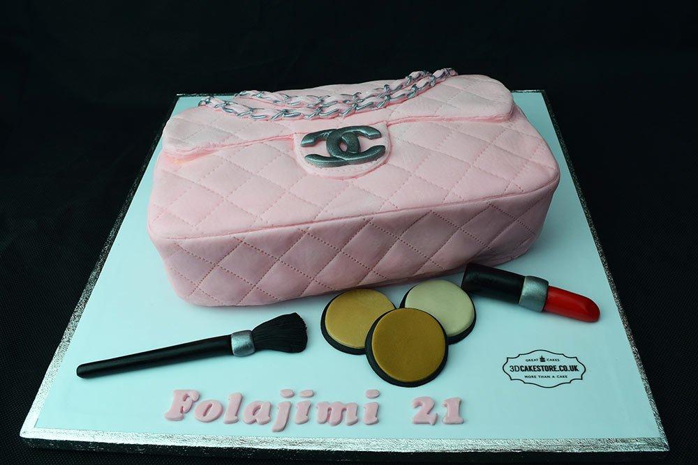 a7e793681608 Chanel Handbag Cake