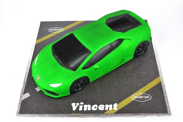 Lamborghini-Cake