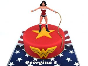 Wonder-Woman-Cake