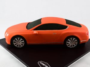 Bentley Car Cake 2