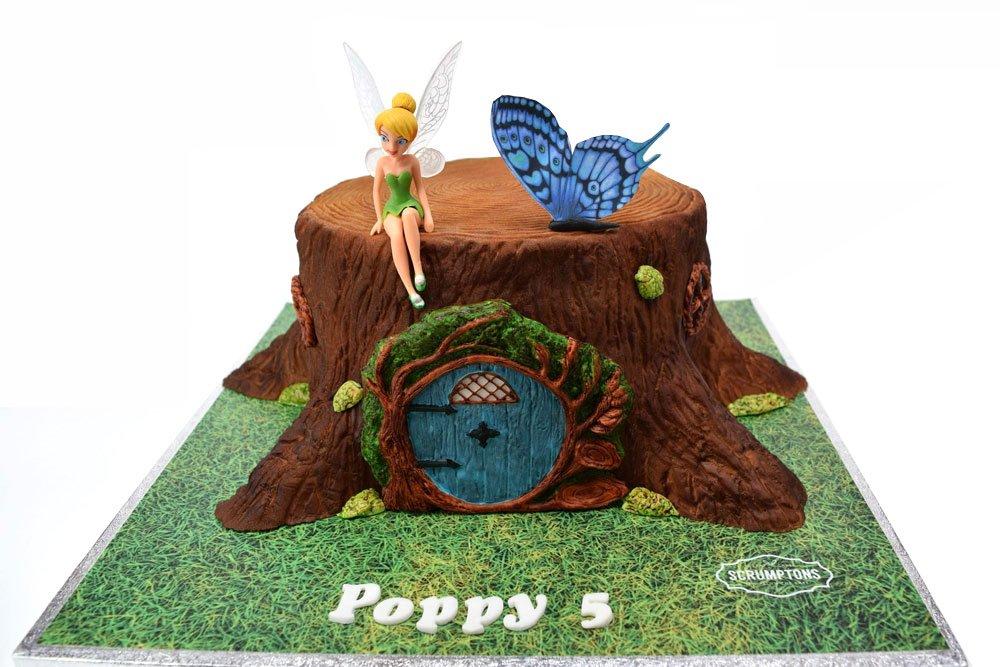 fairy-house-cake