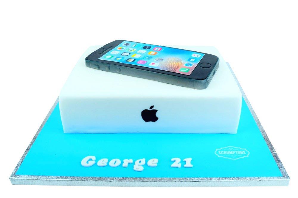 iphone-cake