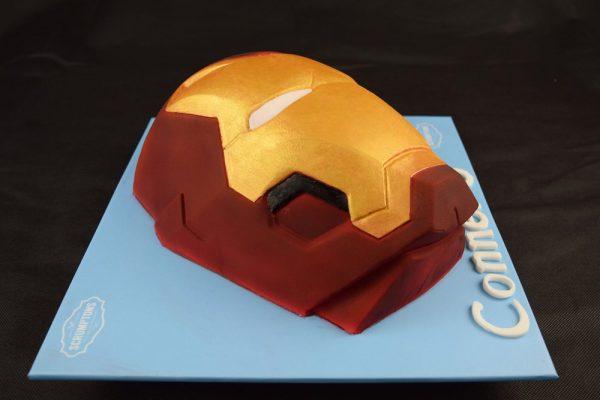 Iron Man Cake 3
