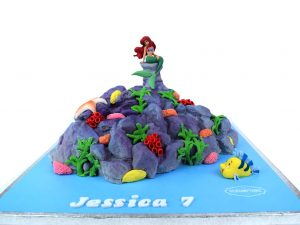 little-mermaid-cake