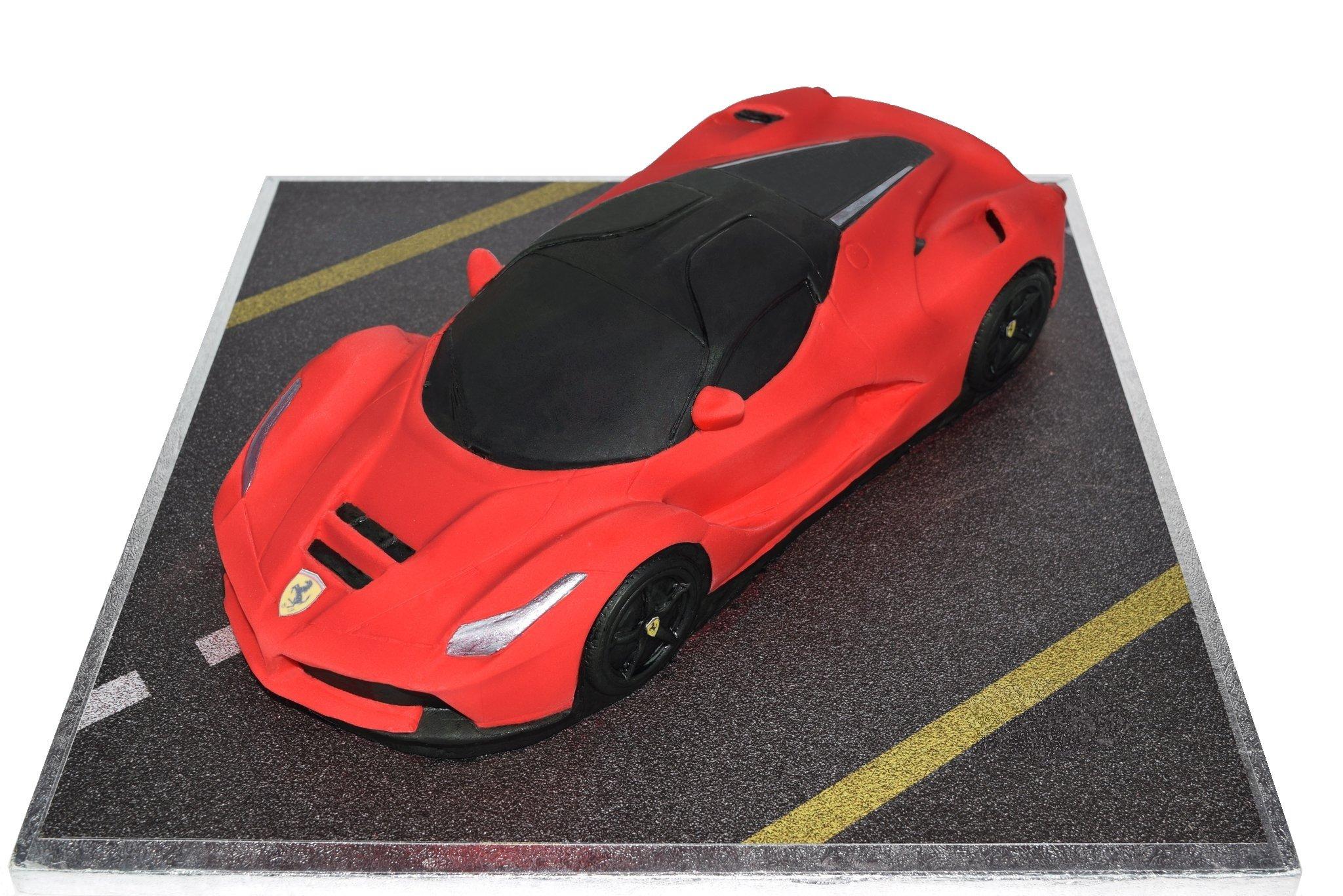 La Ferrari Car Cake 3d Cake Store