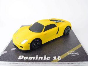 Porsche Spyder Car Cake